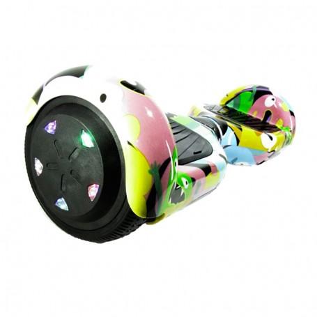 Hoverboard Alien Rider
