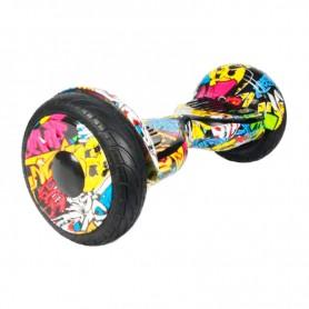 Hoverboard Graffiti Pro