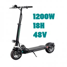 Scooter Eléctrico Shengte 1200w Doble amortiguador 10x - 48v - 18a