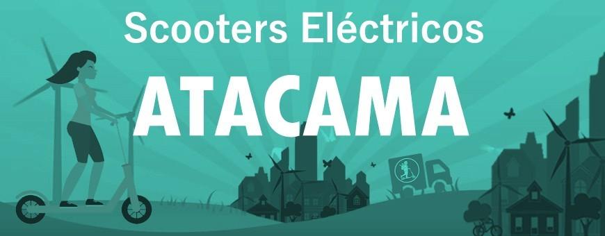 Scooters Eléctricos Región Atacama