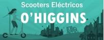 Scooters Eléctricos Región O'Higgins