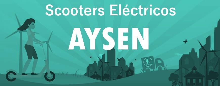 Scooters Eléctricos Región Aysen