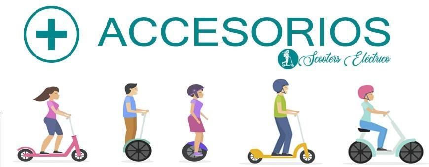 Accesorios Scooters Electricos