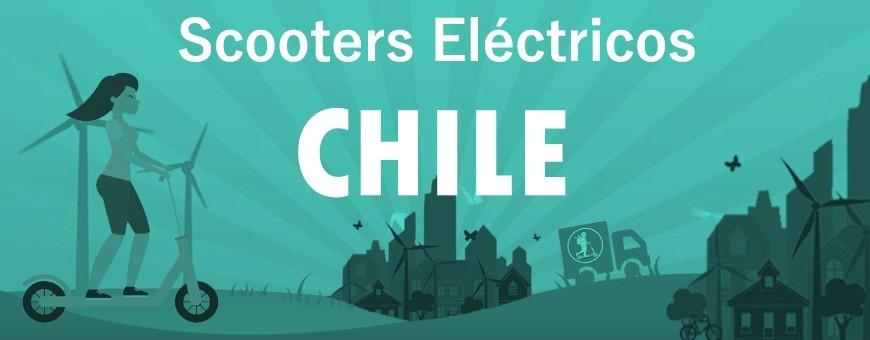 Scooters Eléctricos en Chile