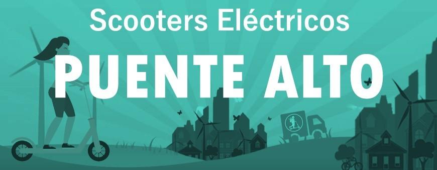 Scooters Eléctricos en Puente Alto