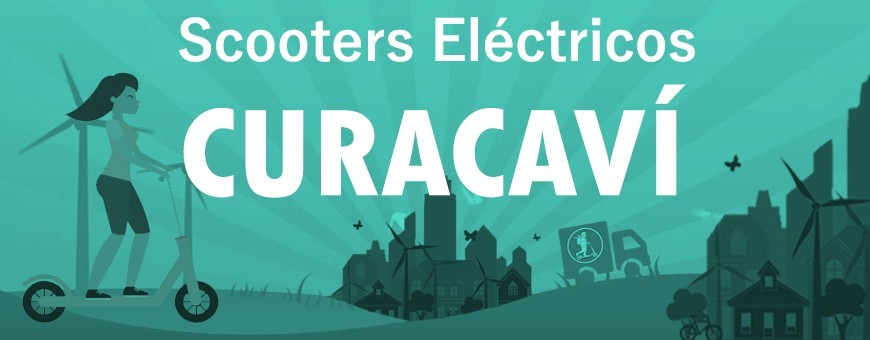 Scooters Eléctricos en Curacaví