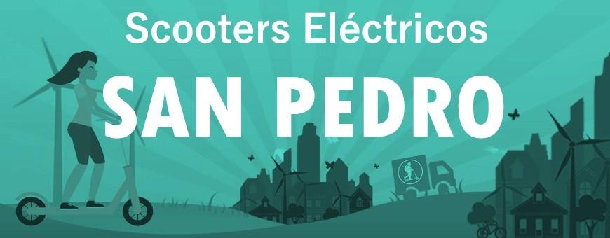 Scooters Eléctricos en San Pedro