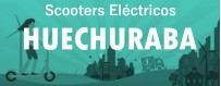 Scooters Eléctricos en Huechuraba