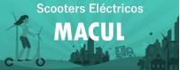 Scooters Eléctricos en Macul