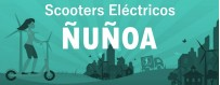 Scooters Eléctricos en Ñuñoa