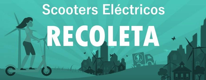 Scooters Eléctricos en Recoleta