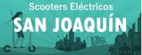 Scooters Eléctricos en San Joaquín
