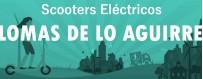 Scooters Eléctricos en Lomas de Lo Aguirre