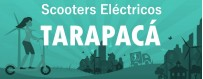 Scooters Eléctricos Región Tarapacá