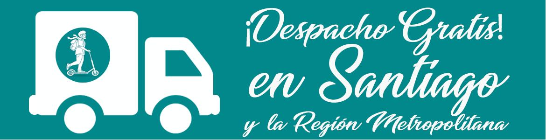 despacho gratis en santiago - scooters eléctrico