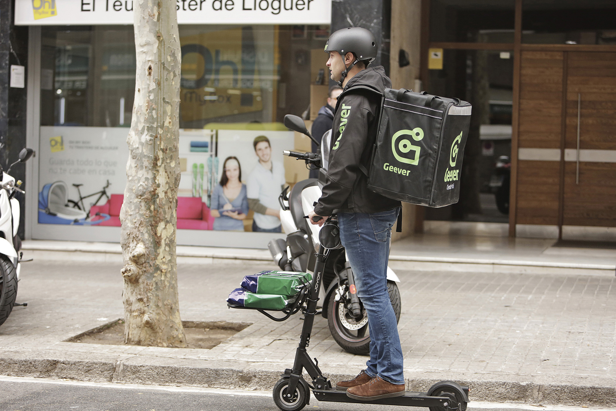 scooter eléctricos para empresas